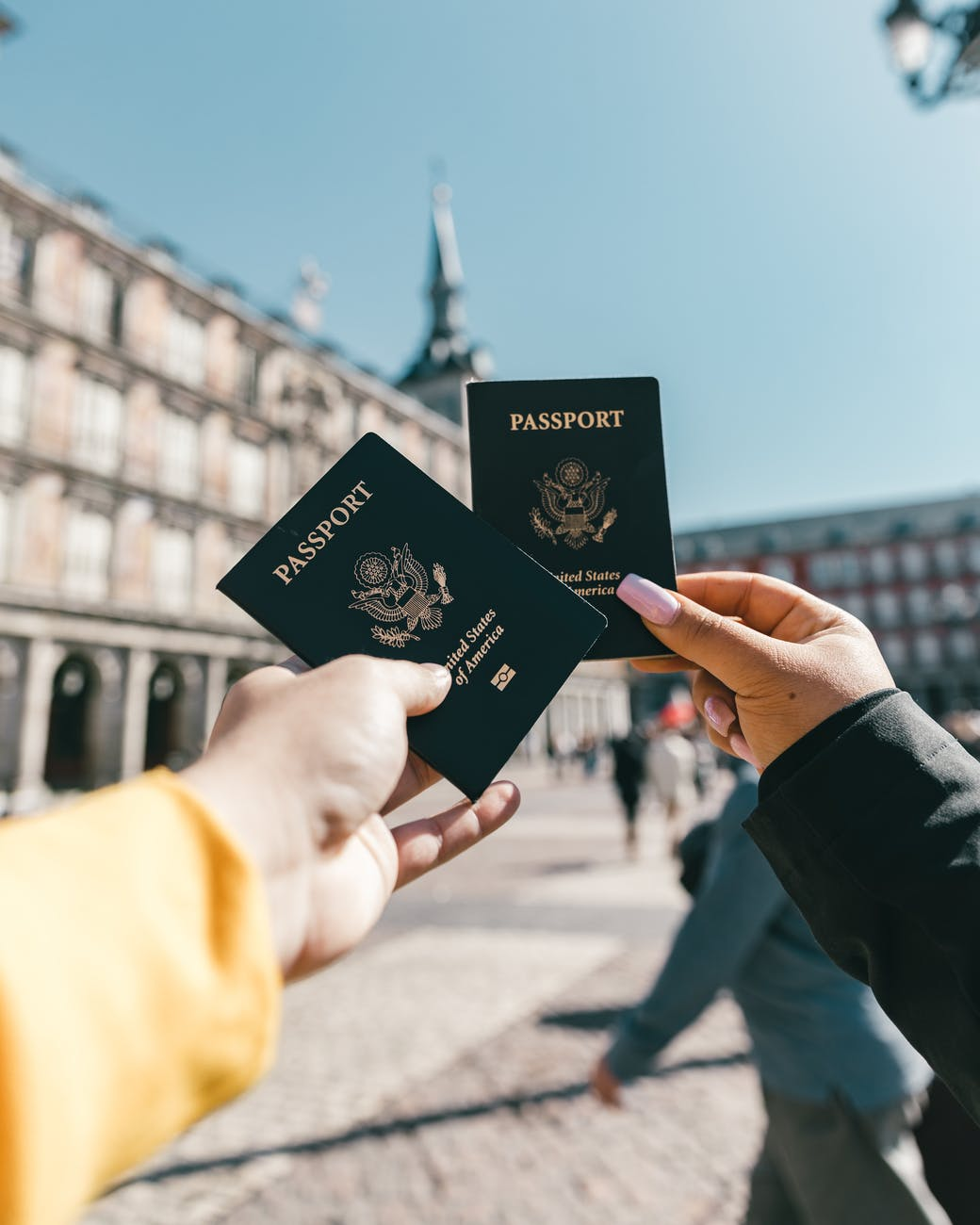 Passports and other identification can be difficult to get without first changing your birth certificate to reflect your gender ID.
