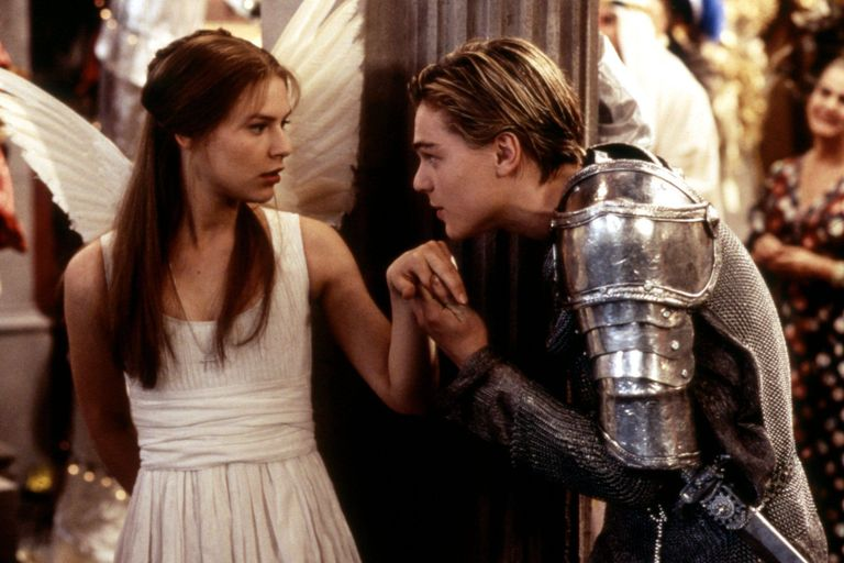 Claire Danes and Leonardo DiCaprio starred in the 1996 film version of Romeo and Juliet. Still wasn't a romance.