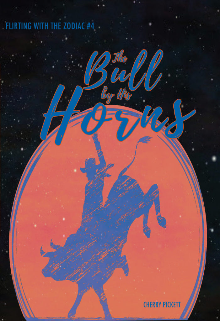 The Bull by His Horns, the fourth Flirting with the Zodiac book, features a bovine alien shifter and is set mostly on Earth.